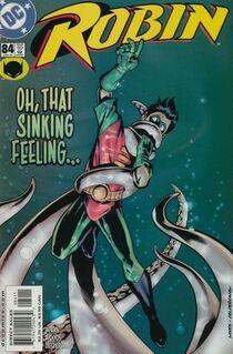 Robin 84 cover