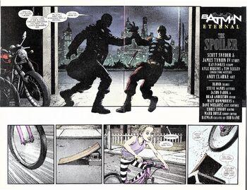 Batman eternal 24 page 2 3