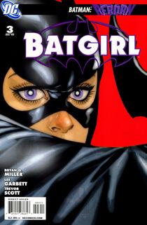 Batgirl 3 001