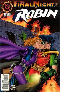 Robin 35 cover