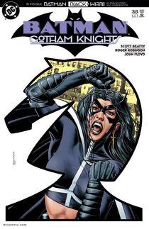 Gotham Knights 38 cover