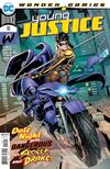 Young Justice 18 cover