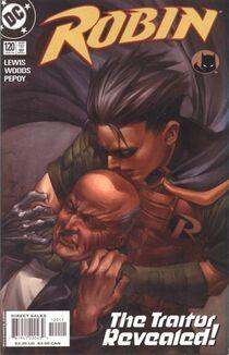 Robin 120 cover