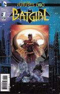 Batgirl Futures End Variant Cover