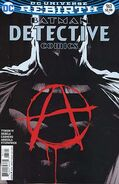 Detective Comics 963B Cover