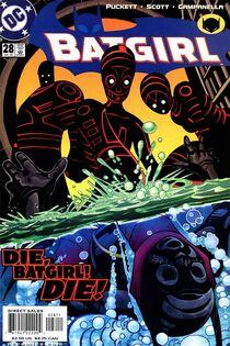 Batgirl 28 cover