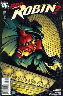 Robin 177 Cover