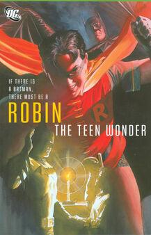 Robin Teen Wonder TPB