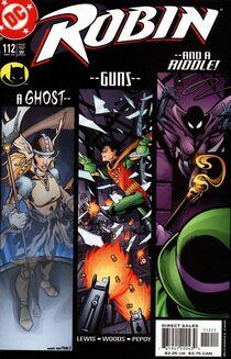 Robin 112 cover