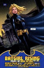 Batgirl -1 007