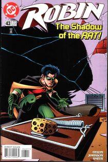 Robin 43 cover