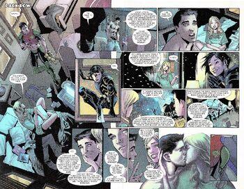 Detective comics 935 page 18 19