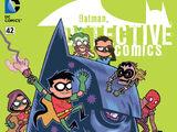 Detective Comics Vol 2 42