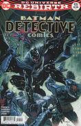 Detective comics 935C cover