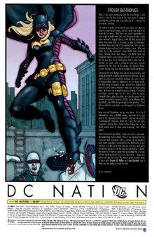 Batgirl -2 024