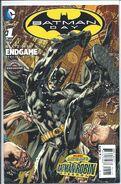 Batman Endgame Special Edition 1GAMESTOP Cover