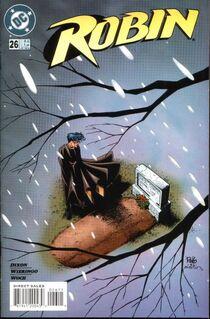 Robin 26 cover