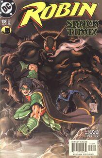 Robin 108 cover