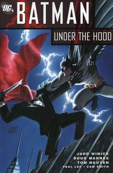 Batman Under The Hood TPB