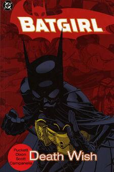 Batgirl vol 1 death wish TPB
