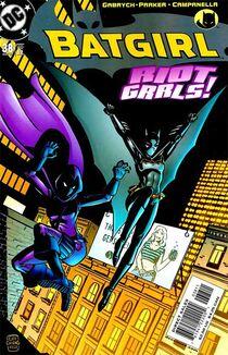 Batgirl 38 cover