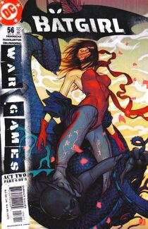 Batgirl 56 cover