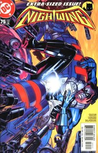 Nightwing 75 cover TN