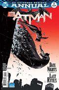 Batman Annual 2B Cover