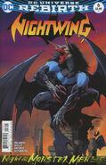Nightwing 6b cover