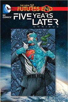 Futures End Five Years Later Omnibus TPB cover