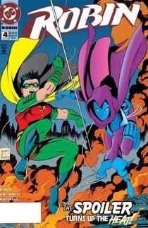 Robin 4 cover