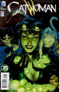 Catwoman 44B Variant Cover