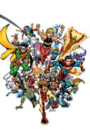YOUNG JUSTICE 50