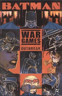 Batman War Games Act One Outbreak TPB