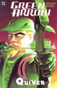Green arrow quiver tpb