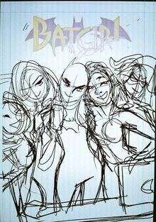 Batgirl 50 cover a-0