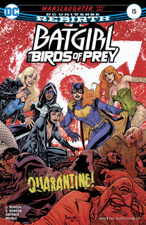 Batgirl and the Birds of Prey (2016-) 015-000