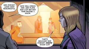 Batgirl Birds of Prey 16 Image 5