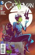 Catwoman 45B Variant Cover