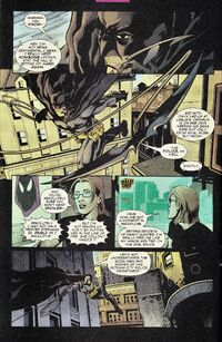 Detective comics 798 page 1