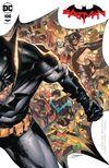 Batman 100 cover