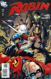 Robin 179 Cover