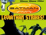 Batman Incorporated: Leviathan Strikes Vol 1 1