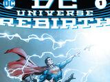 DC Universe: Rebirth Vol 1 1