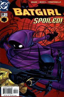 Batgirl 20 cover