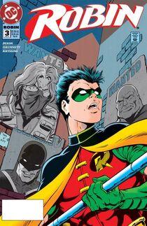 Robin 3 cover