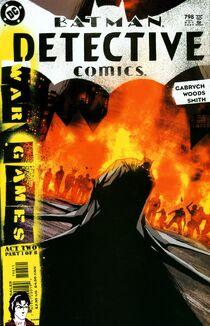 Detective Comics -798 (Hunter Rose - DCP) pg00