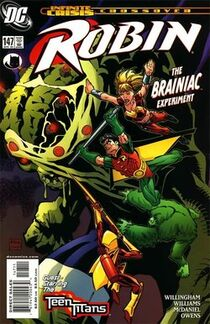 Robin 147 cover TN
