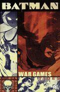 Batman war games tides tpb cover 2