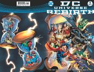 Dc rebirth cover b